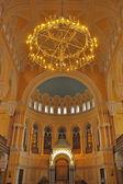 Gran sinagoga coral en san petersburgo — Foto de Stock