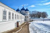 Rosyjski kościół prawosławny — Zdjęcie stockowe
