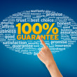 Guarantee — Stock Photo #10525344