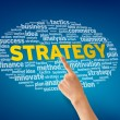 Strategy — Stock Photo #10525357