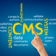 Content Management System — Stock Photo #10531883