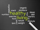 Healthy Living — Fotografia Stock
