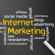 Stock Photo: Internet Marketing
