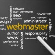 Webmaster - Stock Photo