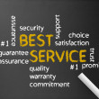 Best Service — Stock Photo #10562847