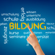 Bildung — Stock Photo