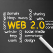 Web 2.0 — Stock Photo #10636465