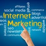 Internet Marketing — Stock Photo