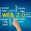 Web 2.0 — Stock Photo #10636480