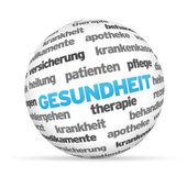Gesundheit — Zdjęcie stockowe