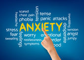 Anxiety — Stock Photo