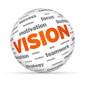Sphere Business Vision — Stock Photo