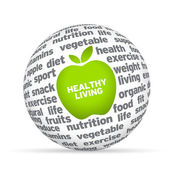 Healthy Lifestyle — Stockfoto