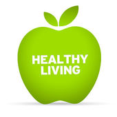 Hälsosam livsstil — Stockfoto