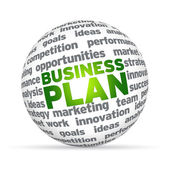 Business Plan — Fotografia Stock