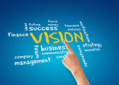 Vision — Foto de Stock