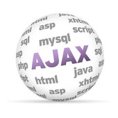 Ajax Sphere — Stock Photo