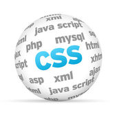 Cascading Style Sheets — Stock Photo