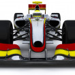 F1 Racing Car — Foto Stock