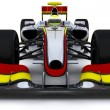 F1 Racing Car — Stock Photo