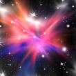 Abstract star background — Stock Photo #9295185