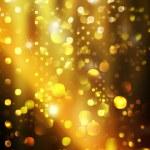 brilham as luzes de Natal de luzes — Foto Stock