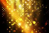 Brilham as luzes de natal de luzes — Fotografia Stock