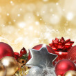Christmas background — Stock Photo #9310649