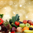 Fruit and vegetables — Stock Photo #9319940