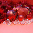 Chrismas background - Foto Stock