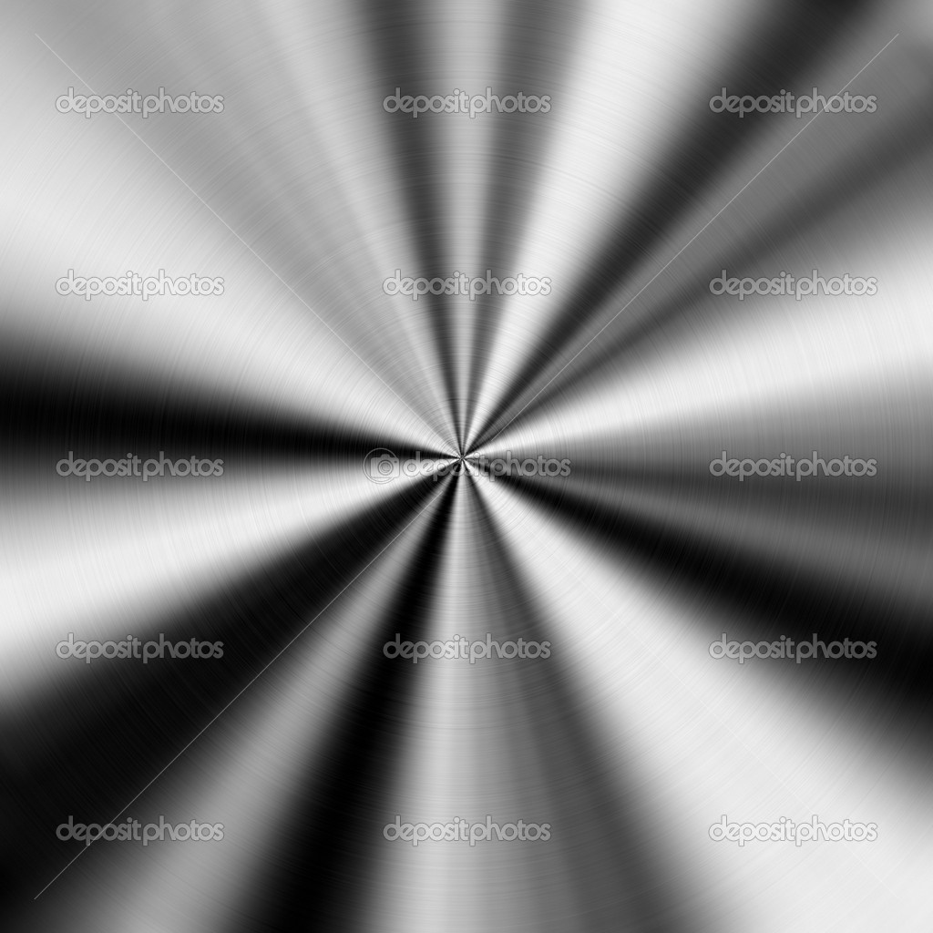 Abstract background of a shiny steel metal texture  Stock Photo #9319943