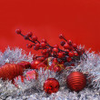 Chrismas background - Stock Photo