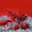 Stock Photo: Chrismas background