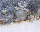 Fundo de Natal — Fotografia Stock