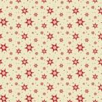 Seamless tile Snowflake background — Stock Photo