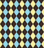 Argyle patterned background — Stock Photo