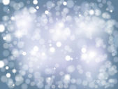 Glittery blue background — Stock Photo