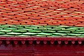 屋顶的画廊 — 图库照片