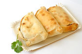 Empanadas chilena — Stock Photo