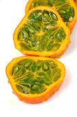 Fruta del paraiso — Stock Photo