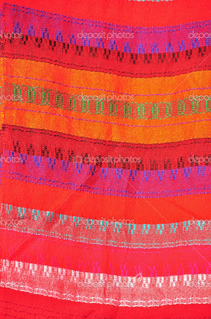 The colored mexican rug — Stock Photo #10354611