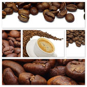 Aroma coffee — Stock Photo
