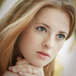Young woman portrait — Stock Photo #10052478