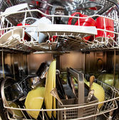 Dishwasher — Stockfoto
