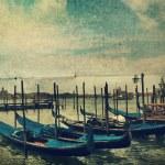 Gondola. Venice — Stock Photo #10662381