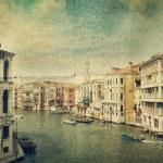 Canal with gondola. Venice — Stock Photo #10662511