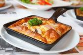 Omelet — Stockfoto