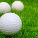 Golf Balls — Stock Photo #10373527