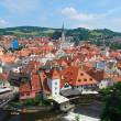 Cesky Krumlov, Czech Republic — Stock Photo #10475305