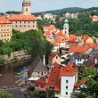 Cesky Krumlov, Czech Republic — Stock Photo #10522537